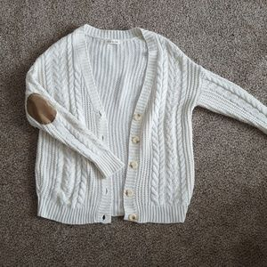 Olive and Oak Oversized Knit Cardigan